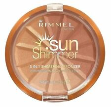 Rimmel Shimmer Gold Bronzers