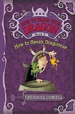 How to Train Your Dragon: How to Speak Dragonese (How to Train Your-ExLibrary