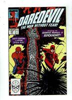 Daredevil #270, FN/VF 7.0, 1st Appearance Blackheart; Spider-Man