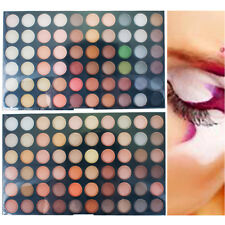 120 Color Cosmetic Matte Eyeshadow Cream Eye Shadow Makeup Palette Shimmer Set