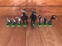 Britains Detailed Toy Soldiers Union Federal Troops And Confederate Troops (8)