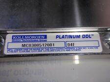 NEW Kollmorgen  MC0300512001 DIRECT DRIVE LINEAR MAGNET WAY MC030-0512-001