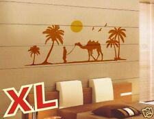Camello Joven Desierto Adhesivo de pared E5 Pegatina pared - 150cm