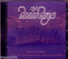 BEACH BOYS Good Timing Live Knebworth England CD Classic 60s 70s Rock SURFIN USA
