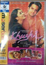 Khushi - Fardeen Khan, Kareena Kapoor - Official Bollywood Movie DVD ALL/0