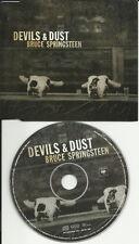 BRUCE SPRINGSTEEN Devil & Dust PROMO DJ UK CD single 05