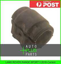 Fits LAND ROVER RANGE ROVER SPORT II - Rear Stabilizer Bush 33.4mm Sway Bar