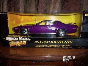 71Plymouth GTX Street Machines