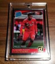 2018-19 Donruss Optic Alphonso Davies Press Proof Silver Rookie RC RARE PSA 10?