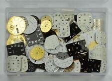 100x WATCH DIAL FACES STEAMPUNK altered art craft cyber punk jewellery art dials