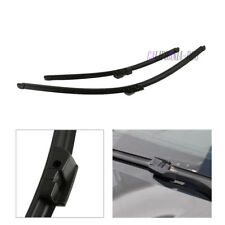 """2Pcs 26""""+18''Front Window Windshield Wiper Blades For BMW 5 Series 7 Series New"""