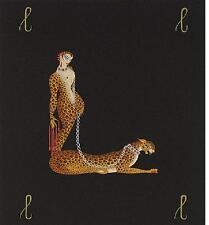 """Erte    (Romain De Tirtoff)     """"Letter L""""  Alphaet  Serigraph    MAKE OFFER  BA"""