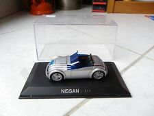 Nissan Jikoo Concept Car 1/43 Ixo Altaya miniature