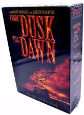 FROM DUSK TILL DAWN THE EXCLUSIVE COLLECTION 3 DISC DVD BOX SET NEW SEALED 2000
