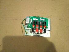 rush 2049 arcade test switch/volume controls working #24