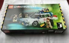 Lego Ideas Ghostbusters Ecto-1 Set 21108 From 2014 ** Brand New **