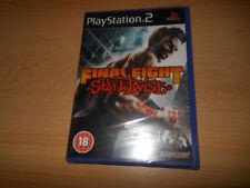 Videojuegos luchas Capcom Sony PlayStation 2