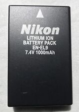 Genuine Original Nikon EN-EL9 Lithium Ion Battery Pack