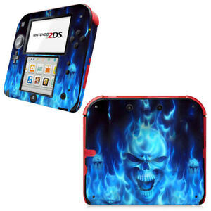 full Protective Vinyl Skin Cover Decal Sticker for Nintendo 2DS Console Skin