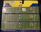 ATHEARN EMP GREEN 53' CONTAINERS. 3-PACK. #26547. HO SCALE.