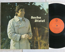 Sacha Distel – Sacha Distel   Vinyl  LP  Warner Bros. Records – WS 3003  UK