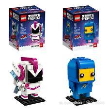 Lego Movies 2 BrickHeadz 41636 & 41637 - SWEET MAYHEM & BENNY - Target Exclusive