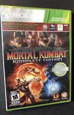 Mortal Kombat [Komplete Édition] (Xbox 360) Neuf