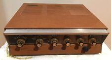 Heathkit AA-100 tube stereo integrated amplifier