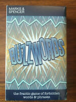 Card Game BUZZWORDS CHALLENGE Fast Brain Challenging Game University Family Game