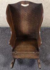 Furniture Just Superb Rare Charles 11 Oak West Midlands Wainscot Chair Antiques