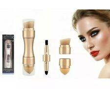 Glamour Studio Professional 4 in 1 Make Up Brush Women Beauty Applicator Contour