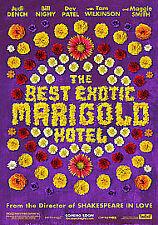 "BLU-RAY ""Best Exotic Marigold Hotel""  Judi Dench, Maggie Smith, Bill Nighy,"