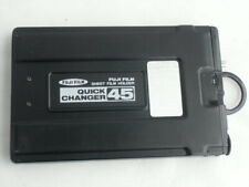 FUJI FILM (Fujifilm)  QUICK CHANGER 45 sheet film holder (back) for 4x5' cameras