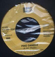 "Pino Daniele- Je So' Pazzo/Wings-Goodnight Tonight  7"" Juke box Promo"
