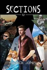 Sections by Patrick Jones (2015, Paperback)