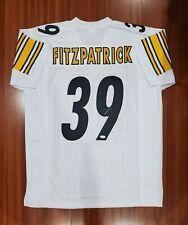 Minkah Fitzpatrick Signed Autographed Jersey Pittsburgh Steelers JSA
