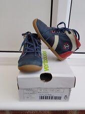 Vertbaudet first steps leather boots Size Uk 5J / Eur 22
