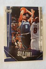 NBA CARD - Upper Deck - Slam Series - Carlos Boozer - Jazz