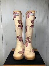 New Hunter Original Royal Horticultural Society Boots UK 5 EU 38 RHS (ref: 415)
