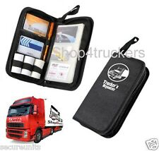 Truck HGV Digital tachograph holder organiser tacho organizer truck wallet Lampa
