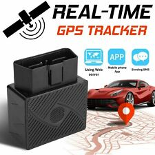 Real Time Mini Vehicle GPS GSM GPRS Tracker Car OBD2 Tracking Locator Device