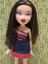 Bratz Sweetheart Dana Doll redressed with original shoes minor haircut