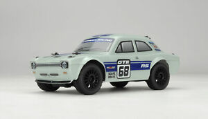 Carisma GT24RS RTR 4WD Brushless RC Classic Rally Car