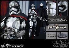 HOT TOYS MMS328 STAR WARS CAPTAIN PHASMA 1:6 FIGURE ~Sealed Brown Box~