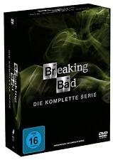 Breaking Bad - Die komplette Serie * NEU OVP * 21 DVDs * Komplettbox