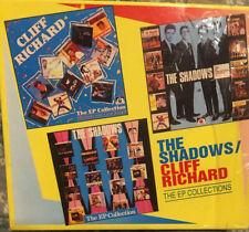 Cliff Richard  Ep's&The Shadows Ep' 1 & Ep's 2. 3cd box set collection(UK rare)