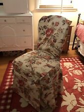 Fabulous Custom Made Slip Cover For Dining Chair Brunschwig&Fils