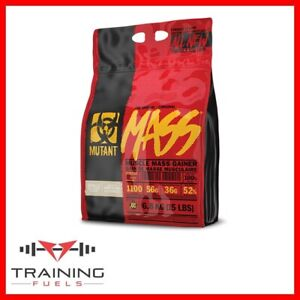 Mutant Mass 6.8kg Weight Gainer 56g Protein Per Serving