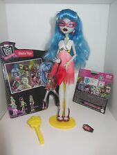 Monster high poupée ghoulia yelps Dawn of the Dance complet Top