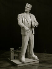 """Monster """"Glenn Strange"""" 1/4 Scale Resin Kit 20"""" Tall W/Base (Yagher Sculpt)"""